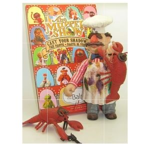 RARE - The Balm, The Muppets Palette
